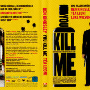 You Kill Me (2007) R2 German Cover