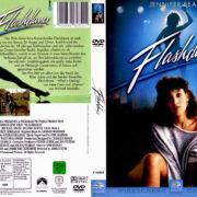 Flashdance (1983) R2 German Cover