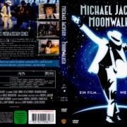 Moonwalker (1988) R2 German Cover