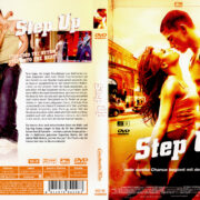 Step Up (2006) R2 German Cover