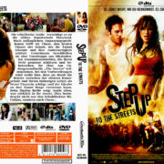 Step Up to the Streets (2008) R2 German Cover