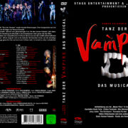 Tanz der Vampire - Das Musical (2005) R2 German Cover