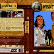Winnetou – 3. Teil (1965) R2 German Cover