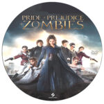 Pride and Prejudice and Zombies (2016) R0 Custom Label