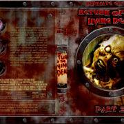 Return of the Living Dead 3 (1993) R2 German Cover