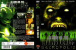 Return of the Living Dead 4: Necropolis (2005) R2 German Cover