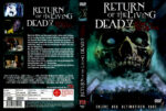 Return of the Living Dead 5: Rave to the Grave (2005) R2 German Cover