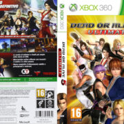 Dead Or Alive 5 Ultimate (2013) XBOX 360 Italian Cover