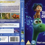 The Good Dinosaur (2015) R2 Blu-Ray Cover