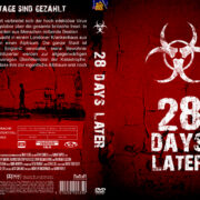 28 Days Later… (2002) R2 German Cover