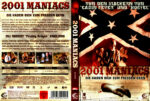 2001 Maniacs (2005) R2 German Cover