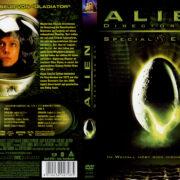 Alien – Das unheimliche Wesen aus einer fremden Welt (1979) R2 German DVD Cover