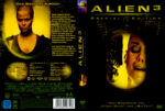 Alien 3 (1992) R2 German DVD Cover