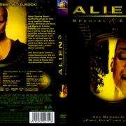 Alien 3 (1992) R2 German DVD Cover