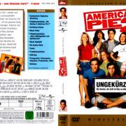 American Pie 2 (2001) R2 German Cover