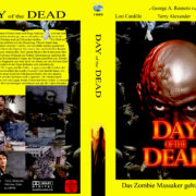 Day of the Dead: Zombie 2 – Das letzte Kapitel (1985) R2 German Cover