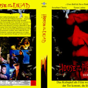 House of the Dead (2003) R2 German Cover