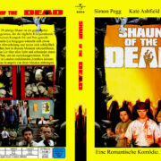 Shaun of the Dead (2004) R2 German Cover