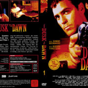 From Dusk Till Dawn (1996) R2 German DVD Cover