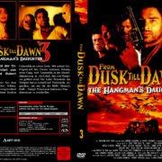 From Dusk Till Dawn 3: The Hangman's Daughter (1999) R2 German Cover