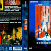 Hard Rain (1998) R2 German Cover