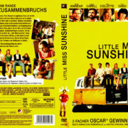 Little Miss Sunshine (2006) R2 German Cover