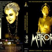 Metropolis (1927) R2 German Cover