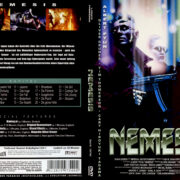 Nemesis (1992) R2 German Cover