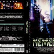 Nemesis (1992) R2 German Cover