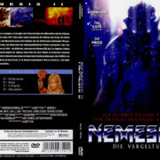 Nemesis 2 – Die Vergeltung (1995) R2 German Cover