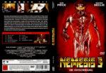 Nemesis 3 – Die Entscheidung (1996) R2 German Cover