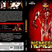 Nemesis 3 - Die Entscheidung (1996) R2 German Cover