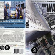 The Walk (2015) R2 Blu-Ray Cover Dutch