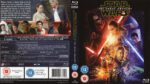 Star Wars Episode VII – The Force Awakens (2015) R2 Blu-Ray Cover & Labels