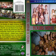 Yours, Mine & Ours (Double Feature) (1968-2005) R1 Custom Cover