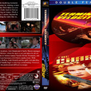 Terminal Velocity / The Chase (Double Feature) (1994) R1 Custom Cover