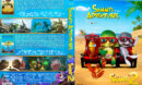 Sammy's Adventures / Sammy 2 Double Feature (2010-2012) R1 Custom Covers