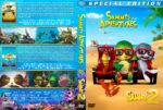 Sammy's Adventures / Sammy 2 Double Feature (2010-2012) R1 Custom Covers