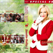 Santa Baby / Sabta Baby 2 Double Feature (2006-2009) R1 Custom Cover