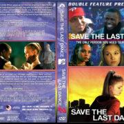 Save the Last Dance Double Feature (2001-2006) R1 Custom Cover