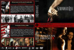 Schindler's List / American History X Double Feature (1993-1998) R1 Custom Cover