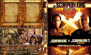 The Scorpion King Double Feature (2002-2008) R1 Custom Cover