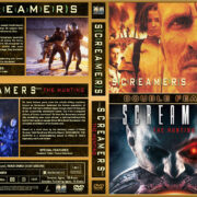 Screamers Double Feature (1995-2009) R1 Custom Cover