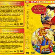 The Secret of Nimh Double Feature (1982-1998) R1 Custom Cover