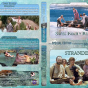 Swiss Family Robinson / Stranded Double Feature (1960-2002) R1 Custom Cover