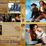 Shanghai Noon / Shanghi Knights Double Feature (2000-2003) R1 Custom Cover