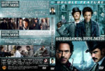 Sherlock Holmes Double Feature (2009-2011) R1 Custom Cover