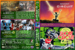 Short Circuit Double Feature (1986-1988) R1 Custom Cover