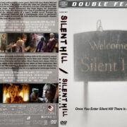 Silent Hill Double Feature (2006-2012) R1 Custom Cover