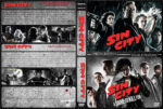 Sin City Double Feature (2005-2014) R1 Custom Cover